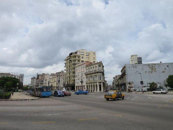 哈瓦那街頭。