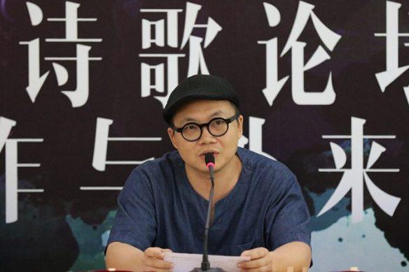 廖偉棠(網絡圖片)